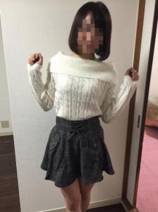 広瀬◯◯似のかわい子体験ちゃん